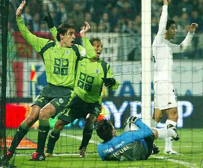 V. Guimarães vs Sporting