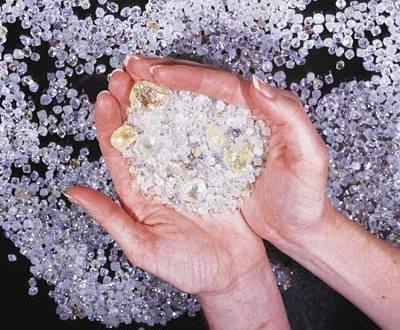 Diamantes (Arquivo)