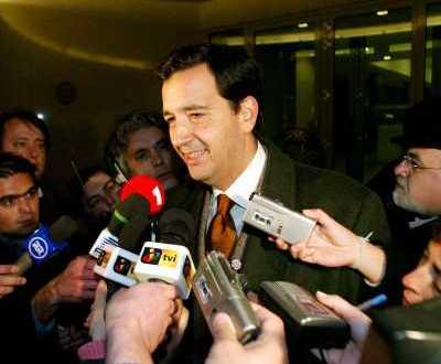 Nuno Cardoso à saída da PJ