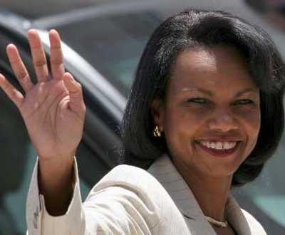 Condoleezza Rice - Foto Lusa