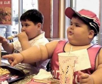 Casos de obesidade infantil têm vindo a aumentar