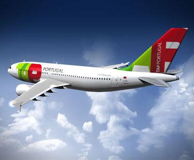 Avião TAP (arquivo)