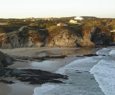 Praia da Zambujeira do Mar. Por Ana Sequeira