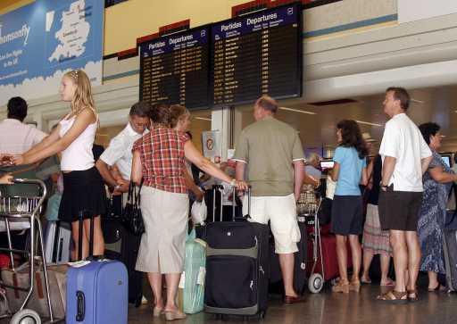 Aeroporto de Faro - Foto Lusa