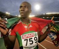 Obikwelu foi o mais rápido da Europa