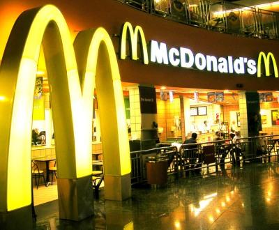 Cadeia norte-americana McDonald's