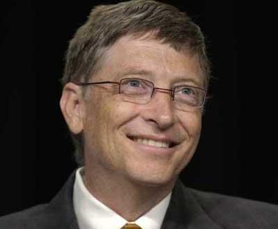 Bill Gates - Foto Lusa [arquivo]