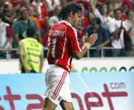 Benfica vs Áustria Viena