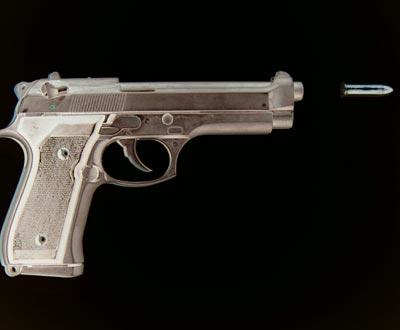 Arma (Foto de arquivo)