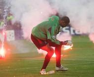Dida Inter Milan Petardo