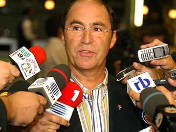António Fiuza presidente do Gil Vicente