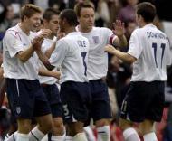 Inglaterra vence Andorra facilmente
