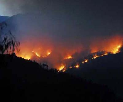 Incêndio [arquivo]( Foto Lusa)