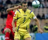 Euro-2008: Ucrânia-Geórgia