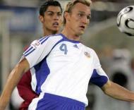 Euro-2008: Finlândia-Portugal