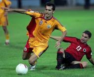 Euro-2008: Albânia-Roménia