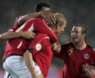 Euro-2008: Noruega-Moldávia