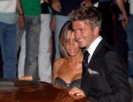 David Beckham e Victoria (Foto Lusa)