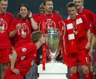 festa Liverpool Gerrard