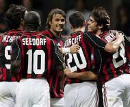 Milan-AEK: Maldini ainda faz assistências...