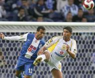FC Porto vs Beira Mar Bosingwa e Jardel