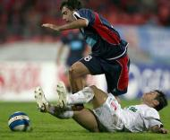 Taça UEFA: Xanthi vs D. Bucareste