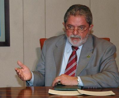 Lula da Silva, presidente brasileiro