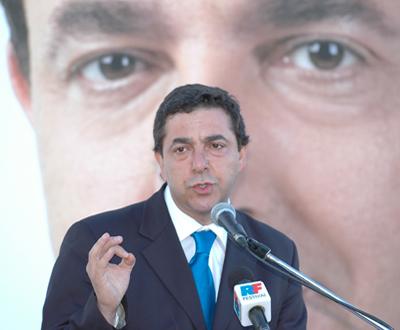 Guilherme Pinto, candidato socialista à Câmara de Matosinhos