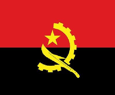 angola bandeira