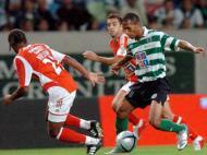Sporting vence Benfica por 2-1