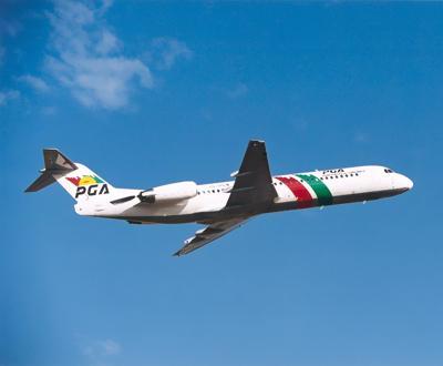 PGA - Avião