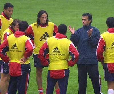 Mourinho Benfica 400 1