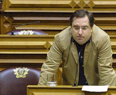 João Teixeira Lopes - Assembleia