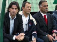 Paulo Alves voltou a sentar-se no banco de suplentes