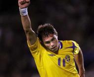 Euro-2008, apuramento: Suécia-Espanha