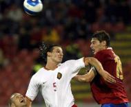 Euro-2008, apuramento: Sérvia-Bélgica