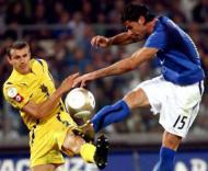 Euro-2008, apuramento: Itália-Ucrânia