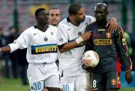 Zoro Racismo no Messina Inter