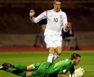 Euro-2008: Croácia-Inglaterra