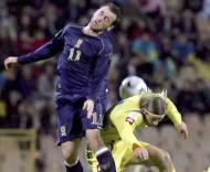 Euro-2008: Ucrânia-Escócia