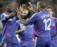Euro-2008: França-Ilhas Feroé