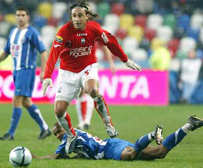 U. Leiria vs F.C. Porto