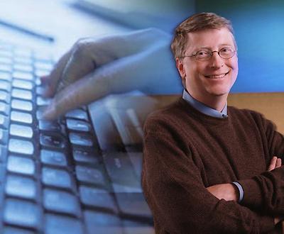 Bill Gates computador