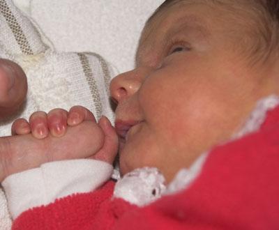 Bebé (Arquivo)