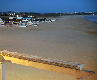 Praia   (Foto: Cláudia Lima da Costa)