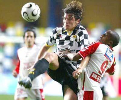 Boavista: passes dos jogadores foram a leilão
