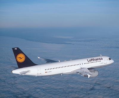 Aeroplano Lufthansa
