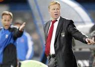 Ronald Koeman Benfica Belenenses