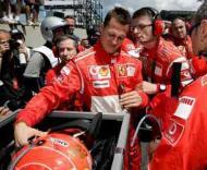 Schumacher, ponto final numa carreira de recordes