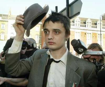 Pete Doherty (foto Lusa)